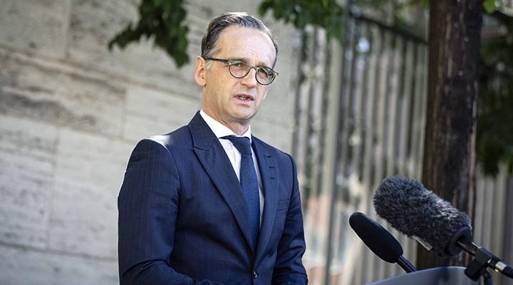 Almanya Dışişleri Bakanı: Türkiye artık Almanya'dan Suriye'de kullanabileceği silah alamıyor