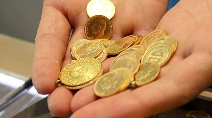 Çeyrek altın 694 TL'den satılıyor