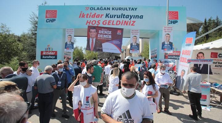 CHP'de PM seçimleri sonuçlandı: Listeyi delenler ve delegeden oy alamayanlar belli oldu