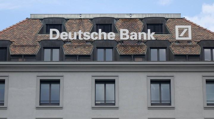Deutsche Bank, kömür madenciliğiyle ilgili faaliyetlerini sonlandırıyor