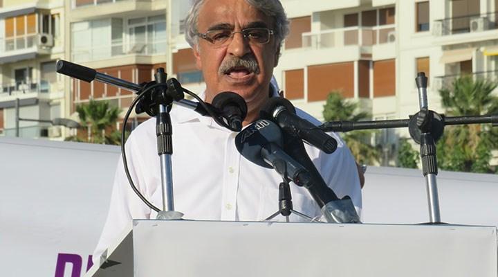 HDP Eş Genel Başkanı Mithat Sancar: Cumhuriyet ancak demokrasi ile korunabilir