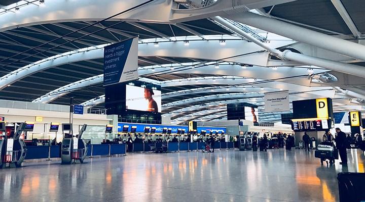 MMO İklimlendirme Teknik Kurulu: Havaalanlarındaki hava perdeleri kapatılmalı