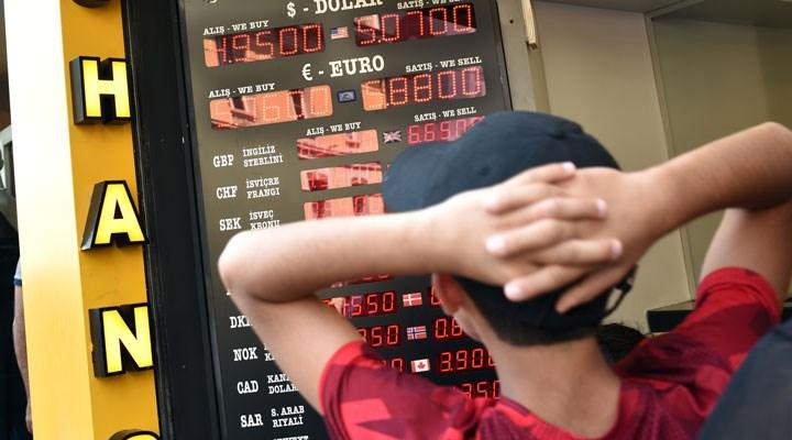 Dolar ve avroda dün gecenin ardından ikinci sıçrama