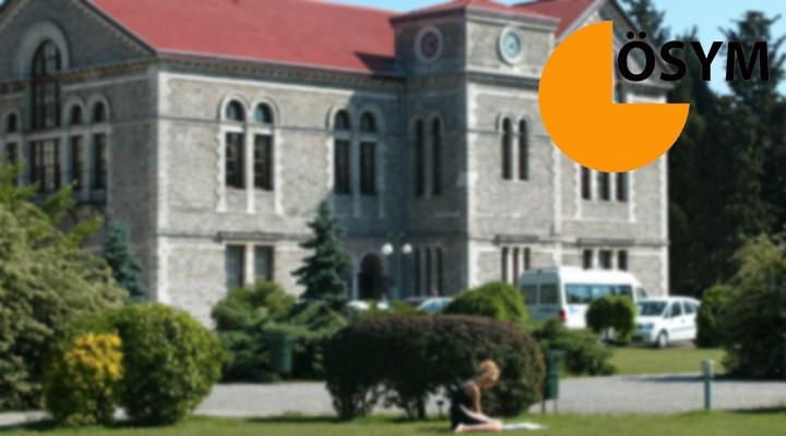 ÖSYM, güncel YKS Yükseköğretim Programları ve Kontenjanları Kılavuzu'nu yayımladı