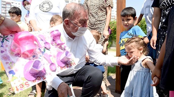 Seyhan Belediyesinde çocuklara bayram hediyesi
