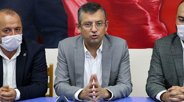 CHP'li Özel: Sosyal medya düzenlemesini Z kuşağına şikayet ediyoruz