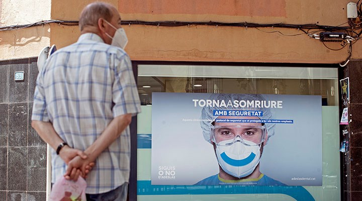 İspanya'da koronavirüs vakalarında rekor artış yaşandı