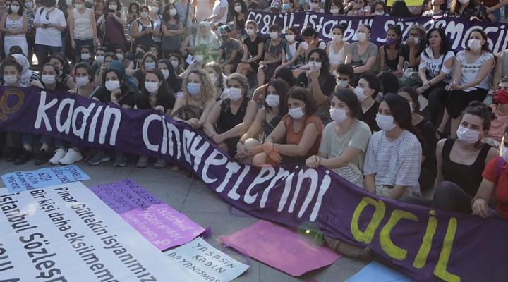 Kadınlar yaşam hakkı için eyleme geçiyor: İstanbul Sözleşmesi'ni uygulatalım