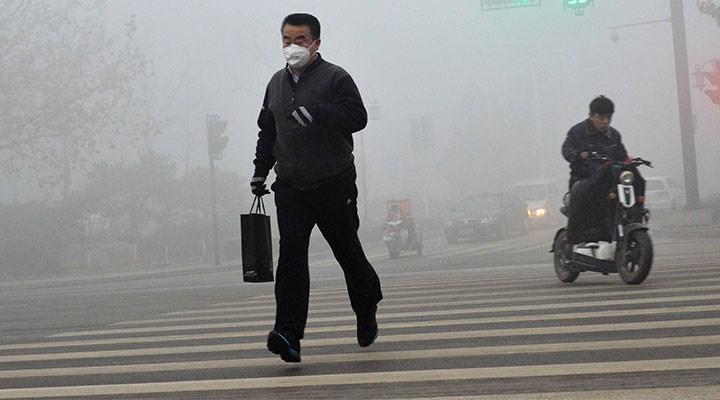 Kirlilik uzun vadede Covid'den daha tehlikeli