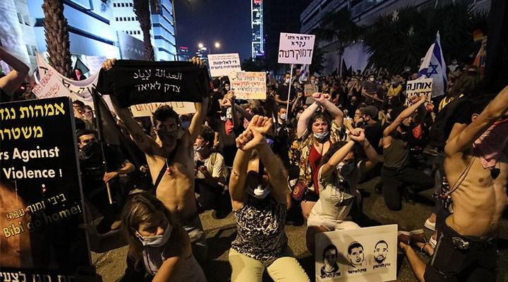 'Yolsuzluk ve ekonomik kriz çatışmalarla örtülemez'