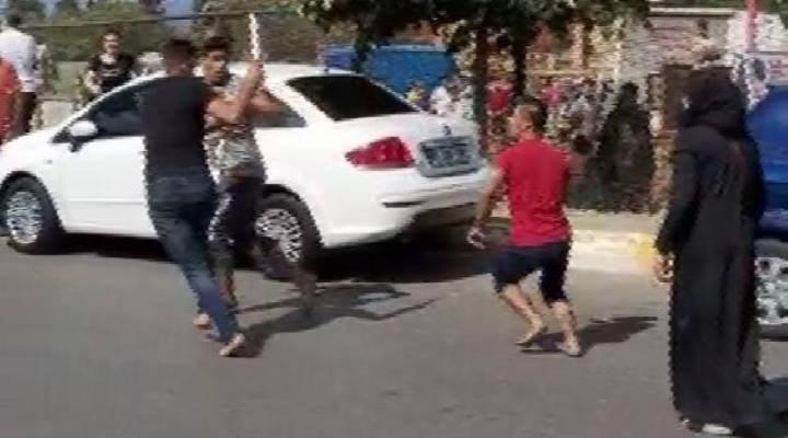 Kurban pazarında kavga: 3 yaralı