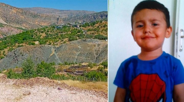 Diyarbakır'da 4 yaşındaki Miraç, evinin önünde oynarken kayboldu