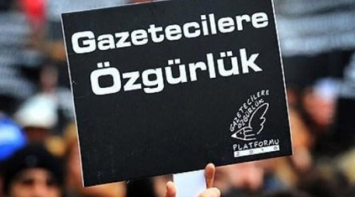 Her gün 2 gazeteci hâkim karşısına çıktı