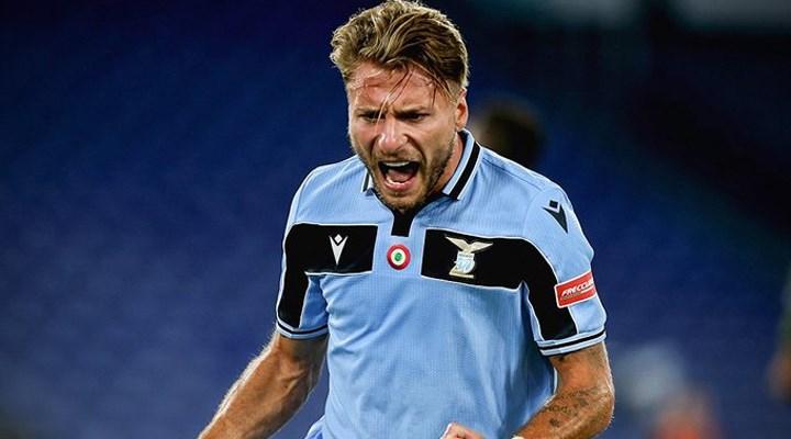 Immobile, İtalya Serie A gol krallığını ve Altın Ayakkabı ödülünü kazandı