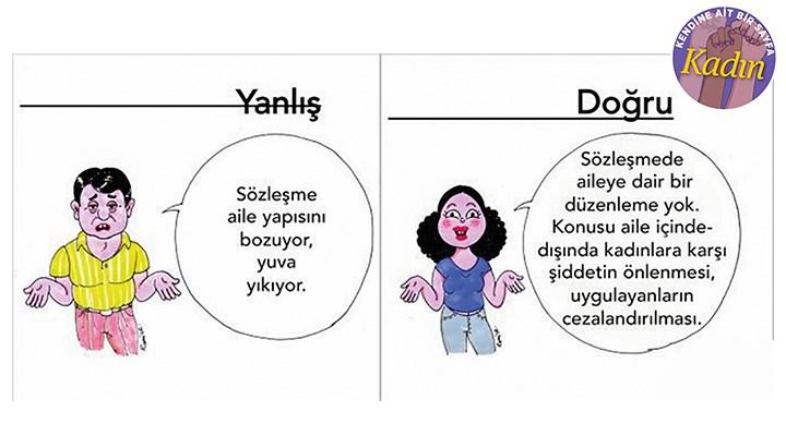 İstanbul Sözleşmesi'yle ilgili yalanlar ve gerçekler