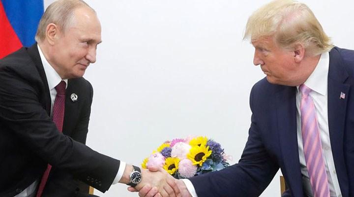 Trump: Rusya ile nükleer silahlarla ilgili anlaşma üzerinde çalışıyoruz