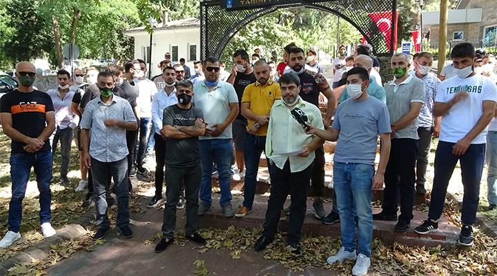 Bursaspor taraftarından TFF'ye:  Türk futbolu böyle çifte standart görmedi