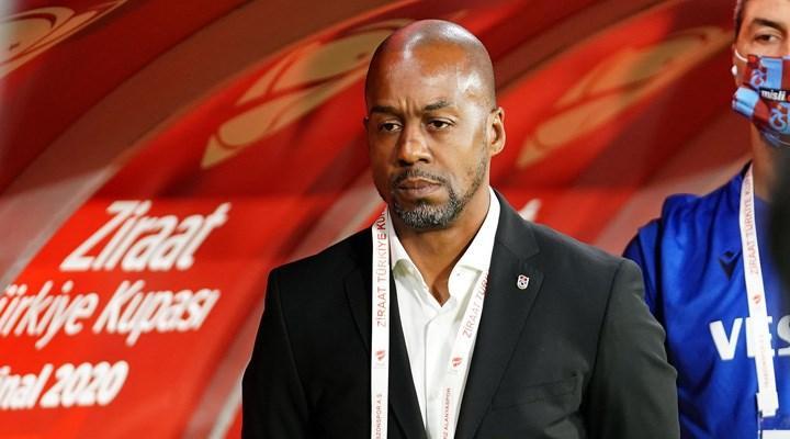 Chelsea'den Trabzonspor teknik direktörlüğüne getirilen Eddie Newton'a tebrik
