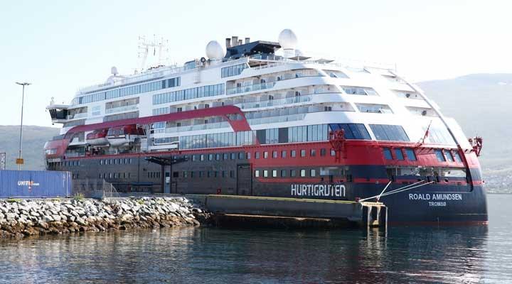 Norveç'te kruvaziyer gemilerindeki yolcu ve mürettebatlar için kısıtlama