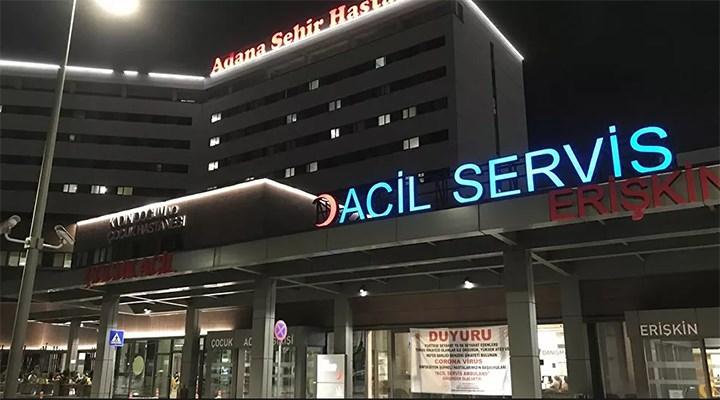 Adana'da kendine doktor süsü verip ilaç almaya çalışan kişi gözaltına alındı