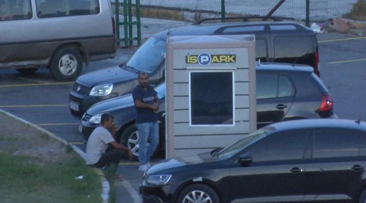 Beyoğlu'nda 7 değnekçi gözaltına alındı