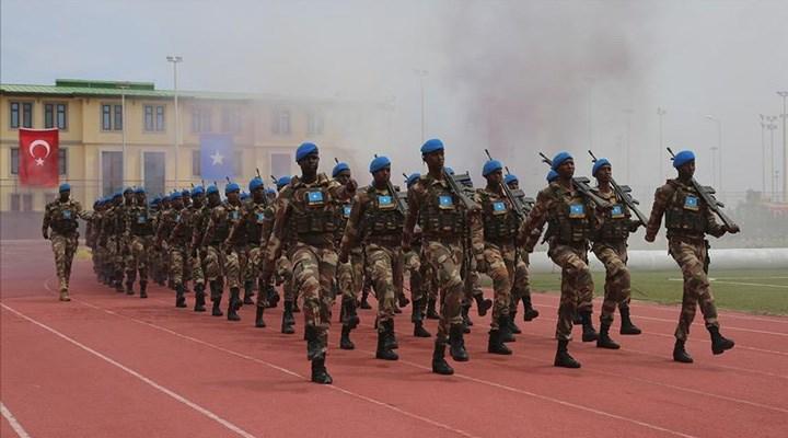 Büyükelçi Yılmaz: Somali ordusunun 3'te 1'ini Türkiye yetiştirecek