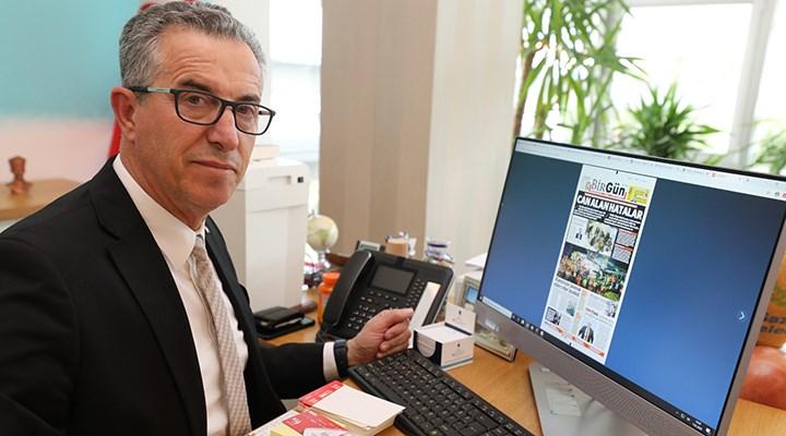 Gaziemir Belediye Başkanı Halil Arda, koronavirüse yakalandığı iddialarını yalanladı