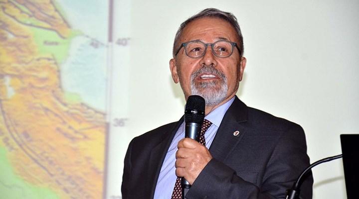 """Prof. Dr. Naci Görür, depremden 3 gün önce """"Malatya'ya dikkat"""" yazdı"""