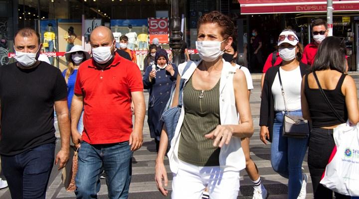 Türkiye'de günlük koronavirüs vakası yeniden 1000'in üzerine çıktı