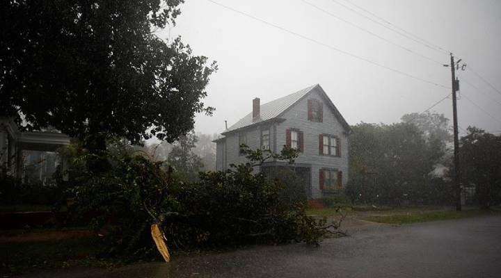 ABD'de Tropikal fırtınaya dönüşen Isaias Kasırgası 2 can aldı