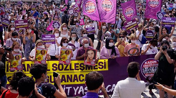 """""""İstanbul Sözleşmesi ile gurur duymalısınız"""""""