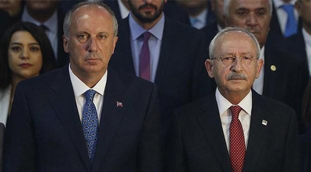 Muharrem İnce'den Kılıçdaroğlu'na gönderme: 'Bölücü olan kim?'