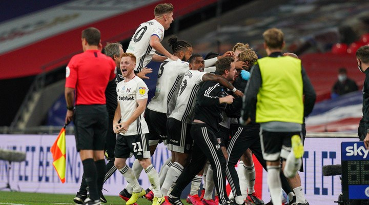 Premier Lig'e yükselen son takım Fulham oldu