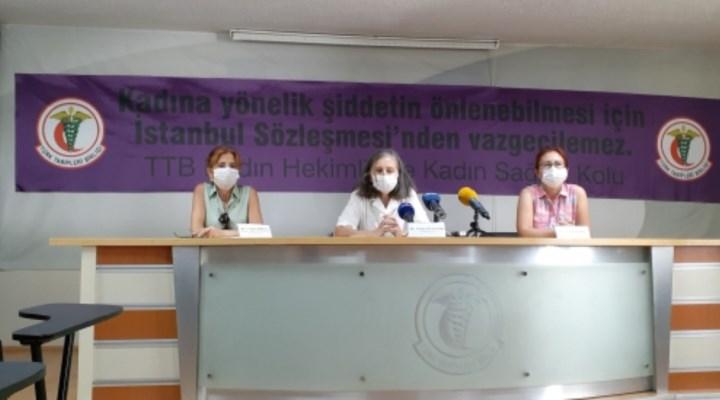 TTB'den İstanbul Sözleşmesi açıklaması: Haklarımızdan vazgeçmeyeceğiz