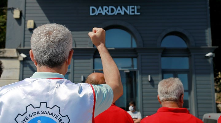 Dardanel'de hükümet parmağı