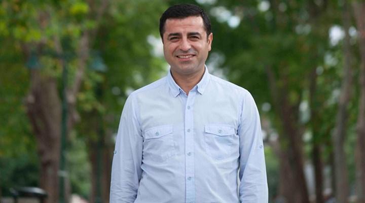 Selahattin Demirtaş: Devlet içindeki gizli yapı, operasyonlarını hayata geçiriyor