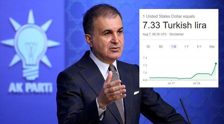 AKP'li Çelik: Ekonomimizin gücünü garanti altına almaya devam edeceğiz