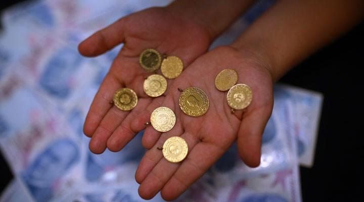 Altın fiyatlarında son durum: Gram 484, çeyrek altın 795 lira