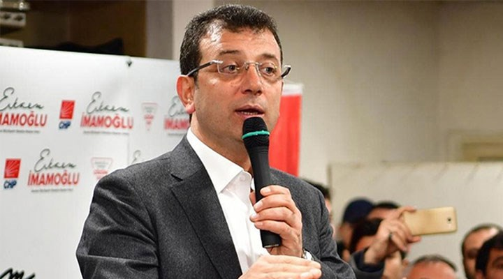 Ekrem İmamoğlu'ndan 'Muharrem İnce' yanıtı: Bana İstanbul'u sorun