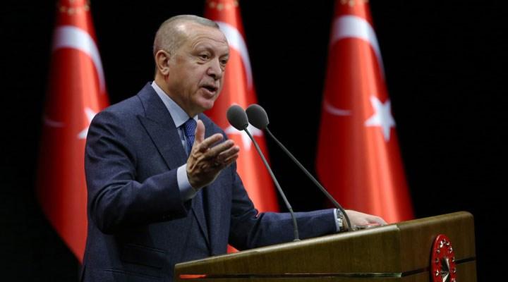 Erdoğan, İstanbul Sözleşmesi'ni Twitter'dan savunmuş