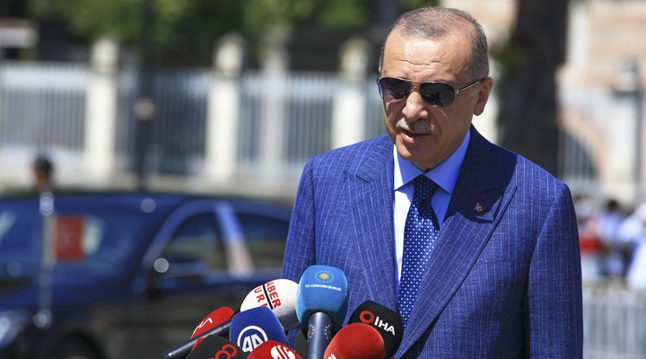 Erdoğan: Türkiye ekonomisi fırlayışta, adeta uçuşta