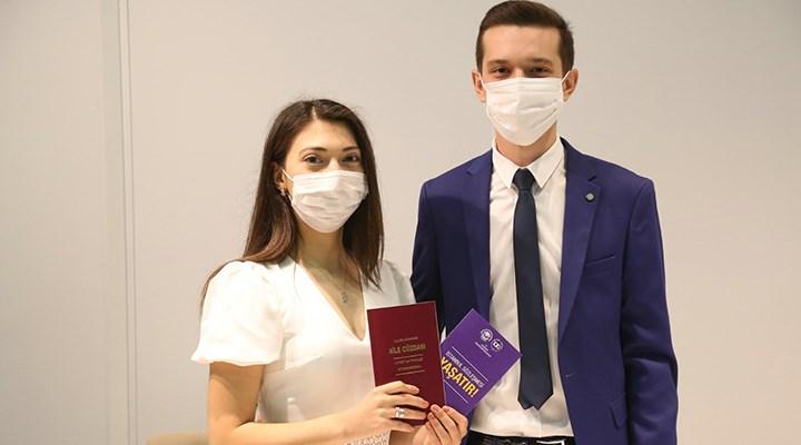 Evlilik cüzdanının yanında İstanbul Sözleşmesi!