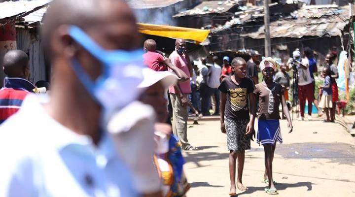 Güney Afrika Cumhuriyeti'nde Covid-19 vaka sayısı 540 bine yaklaştı