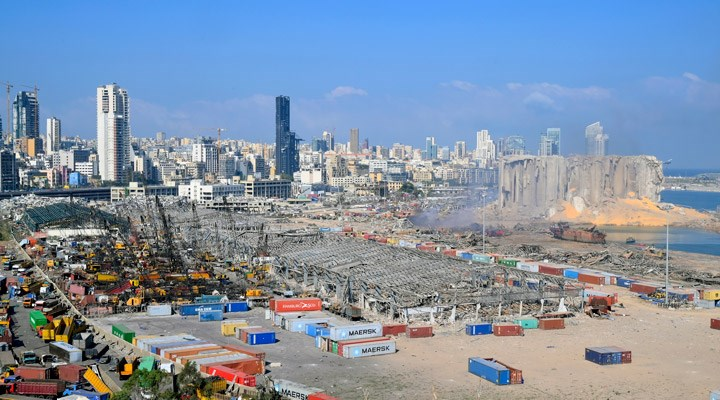 Lübnan Hizbullahı: Beyrut Limanı'nda bize ait silah depoları yok