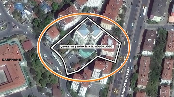 Bakanlık İstanbul'da rant yaratıyor: 'Kamu Hizmet Alanı' ranta çevrildi