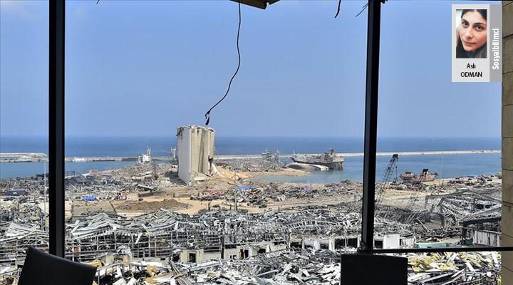 Beyrut'a bakıp fetih değil felaketi görebilmek