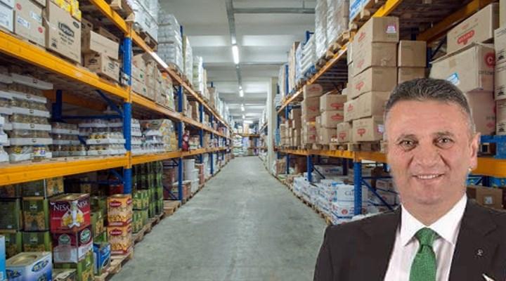 Gıda ihalesi hep AKP'liye