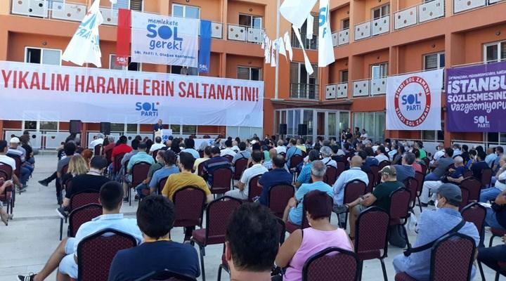 Devrimci demokratik Cumhuriyet için mücadeleye çağırıyoruz!