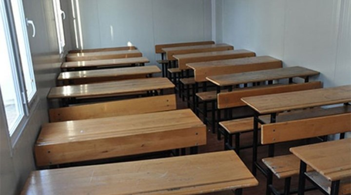 Eğitim Sen'den konteyner sınıflara tepki