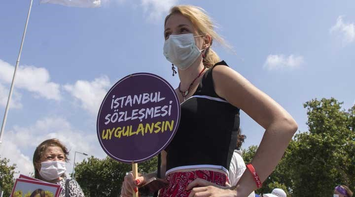 """26 sivil toplum kuruluşundan ortak açıklama: """"İstanbul Sözleşmesi Yaşatır"""""""